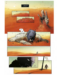 Extrait de Batman : Last Knight on Earth