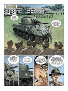 Extrait de Machines de guerre -3- Dream Team