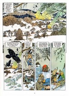 Extrait de Les 7 Vies de l'Épervier -1d1997- La blanche morte