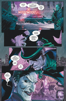 Extrait de Batman Rebirth -12- La Cité de Bane