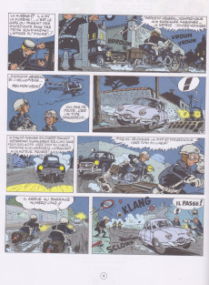 Extrait de Spirou et Fantasio -17Été20- Spirou et les hommes-bulles