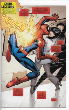 Extrait de Legends of Marvel - Spider-Man
