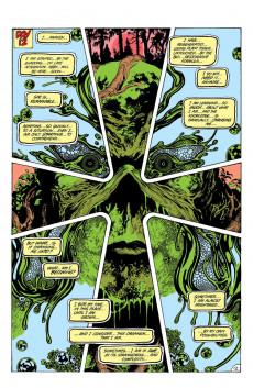 Extrait de Swamp Thing (Alan Moore présente) -2- Volume 2