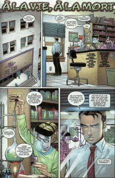 Extrait de Spider-Man (Marvel France 2e série - 2000) -43- A la vie, à la mort