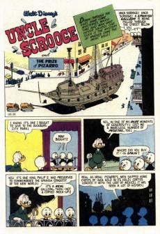 Extrait de Uncle $crooge (3) (Gladstone - 1986) -211- The Prize of Pizarro