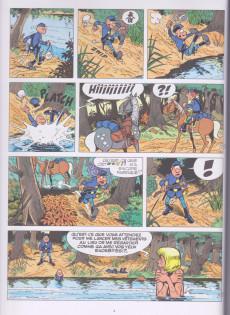 Extrait de Les tuniques Bleues - La Collection (Hachette, 2e série) -713- Les bleus dans la gadoue