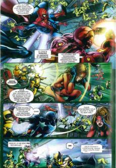 Extrait de Avengers (Presses aventure) -3- Piège médiéval