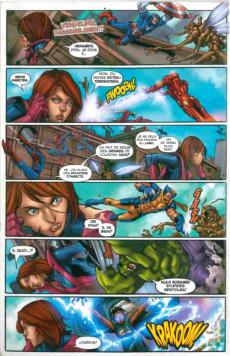 Extrait de Avengers (Presses aventure) -6- Héros en puissance