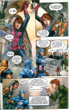 Extrait de Avengers (Presses aventure) -7- Le pied dans la fourmilière