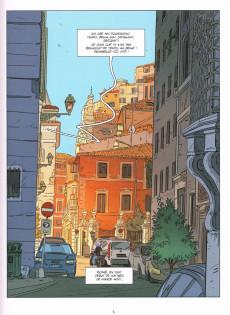 Extrait de Une nuit à Rome -4- Livre 4
