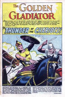 Extrait de The brave And the Bold Vol.1 (DC comics - 1955) -1- The Brave and the Bold!