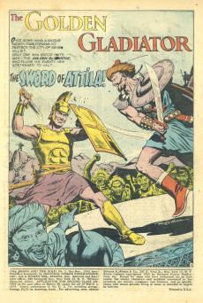 Extrait de The brave And the Bold Vol.1 (DC comics - 1955) -2- Tales of Blazing Adventure