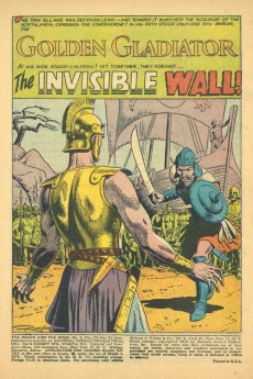 Extrait de The brave And the Bold Vol.1 (DC comics - 1955) -3- Issue # 3