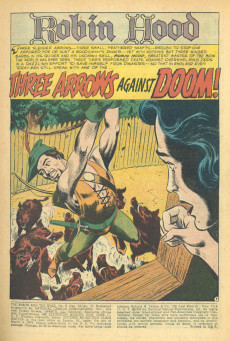 Extrait de The brave And the Bold Vol.1 (DC comics - 1955) -9- Issue # 9