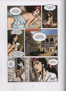 Extrait de Les grands Classiques de la Bande Dessinée érotique - La Collection -104101- Bizarreries - Tome 4