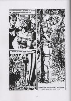 Extrait de Les grands Classiques de la Bande Dessinée érotique - La Collection -10595- Gwendoline - Tome 3