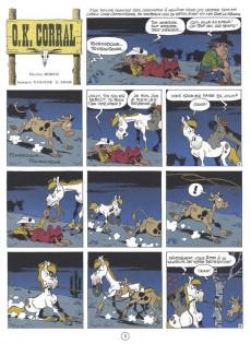 Extrait de Lucky Luke -66été20- O.K. Corral
