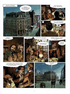 Extrait de Les grands Personnages de l'Histoire en bandes dessinées -36- Livingstone