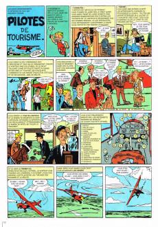 Extrait de Buck Danny -HS1'- Histoires courtes 1946-1969