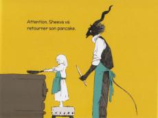 Extrait de L'enfant et le Maudit -HS01- L'enfant, le maudit et le goûter