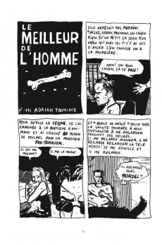 Extrait de 32 histoires - La série complète des mini-comics Optic Nerve