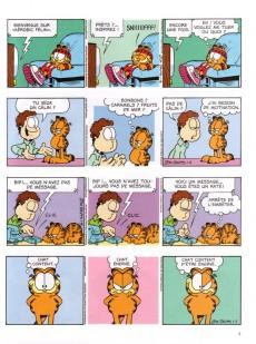 Extrait de Garfield -39- Garfield fait son cinéma