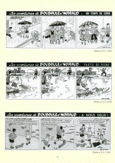 Extrait de Bouboule et Noiraud (Les aventures de) - Les aventures de Bouboule et Noiraud