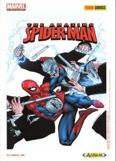 Extrait de Spider-Man (Marvel France 2e série - 2000) -104TL- Sous la menace de... la menace!