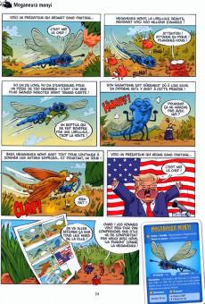 Extrait de Les insectes en bande dessinée -5- Tome 5