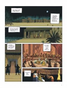 Extrait de Gilgamesh (De Bonneval/Duchazeau) -1- Le Tyran