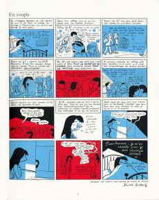 Extrait de Les cahiers d'Esther -5- Histoires de mes 14 ans
