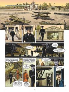 Extrait de La cagoule, un fascisme à la française -3- La charge du sanglier