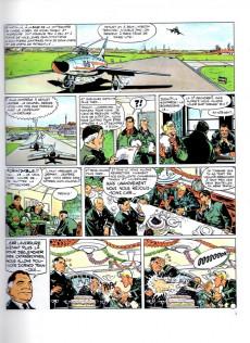 Extrait de Tanguy et Laverdure -4e1995- Escadrille des Cigognes