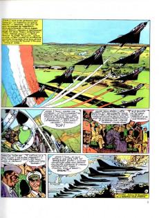 Extrait de Tanguy et Laverdure -8e1994- Pirates du ciel
