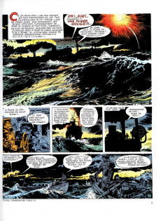 Extrait de Tanguy et Laverdure -15c1993- Les Vampires attaquent la nuit