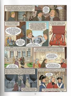 Extrait de Histoire de France en bande dessinée -32- La Révolution Française la naissance de la République 1789/1792