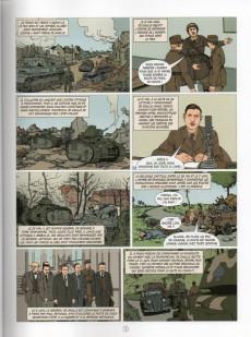 Extrait de Histoire de France en bande dessinée -53- De Gaulle la résistance et la France libre 1940/1944