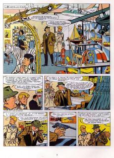 Extrait de Ric Hochet -9c1981- Alias Ric Hochet