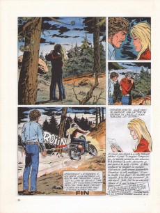 Extrait de Julie Wood -5- Le motard maudit