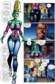 Extrait de Savage Dragon Vol.2 (The) (Image comics - 1993) -51- Issue #51