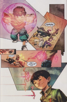 Extrait de Cyber Force / Hunter Killer (2009) -3- Issue 3