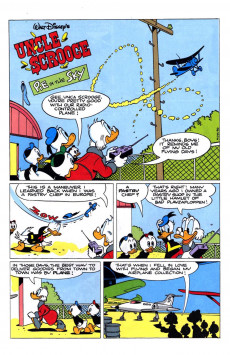 Extrait de Uncle $crooge (4) (Disney - 1990) -243- Pie in the Sky
