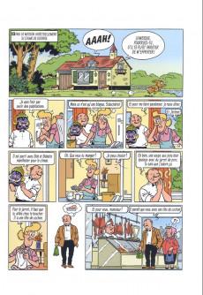 Extrait de Bob et Bobette (Hommage) -4- La princesse prude