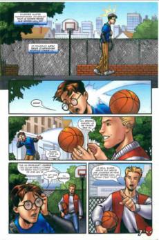 Extrait de Spider-Man - Les aventures (Presses Aventure) -3- Vaisseau avec vue