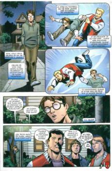 Extrait de Spider-Man - Les aventures (Presses Aventure) -5- Gare au loup-garou