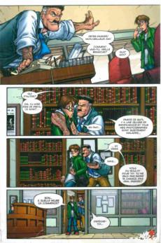 Extrait de Spider-Man - Les aventures (Presses Aventure) -7- Identité secrète