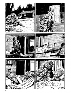 Extrait de Creepy Archives (Dark Horse) -27- Volume 27