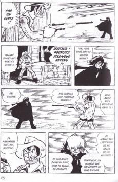 Extrait de Blackjack (Tezuka) -4- Tome 4