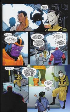 Extrait de Thanos (Fresh Start) -3- Sanctuaire zéro (3/6)
