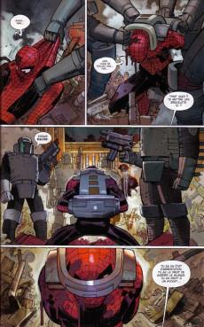 Extrait de Spider-Man (Marvel France 2e série - 2000) -120- Diffamation (1)